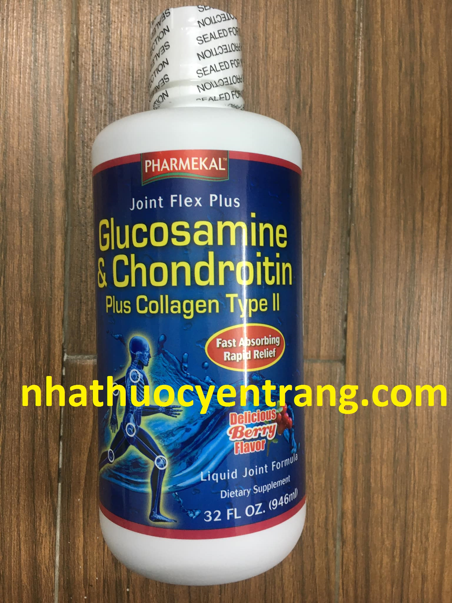 Pharmekal Joint Flex Plus Glucosamine & Chondroitin 946ml