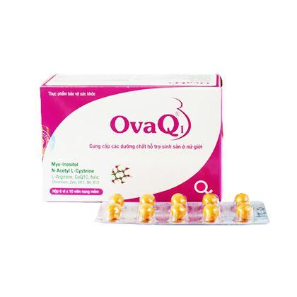 Ova Q1 (hộp 60 viên)