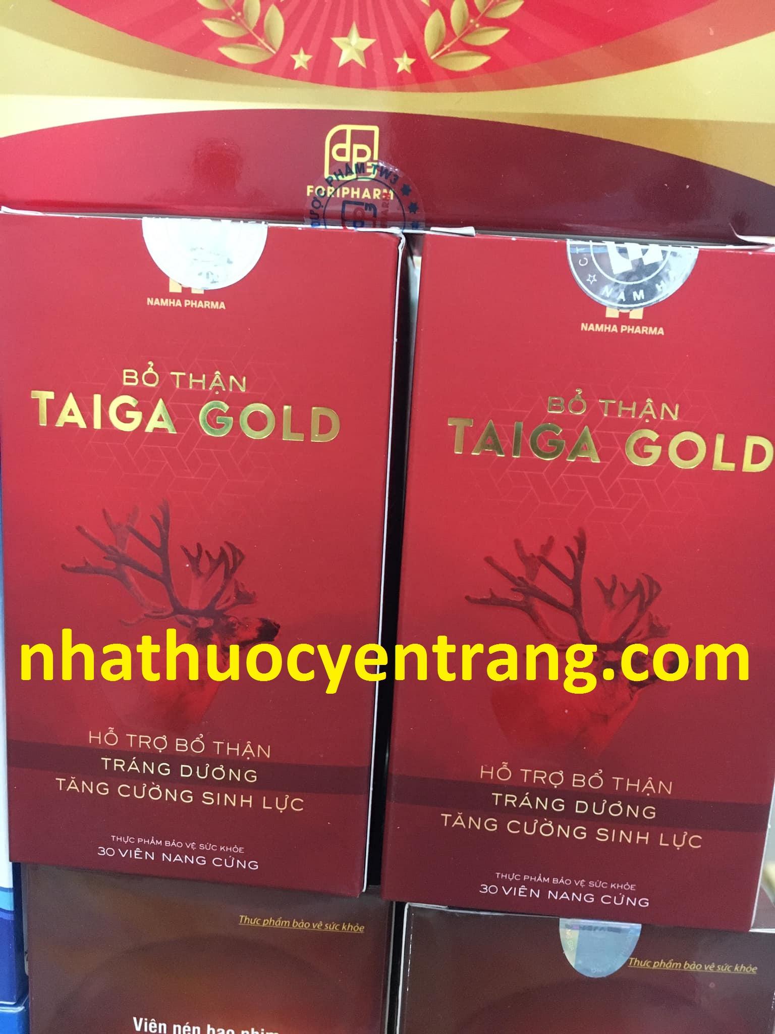 Bổ Thận Taiga Gold
