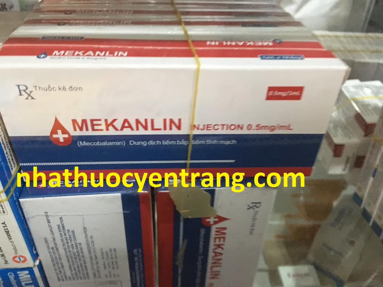 Mekanlin 0.5mg/ml
