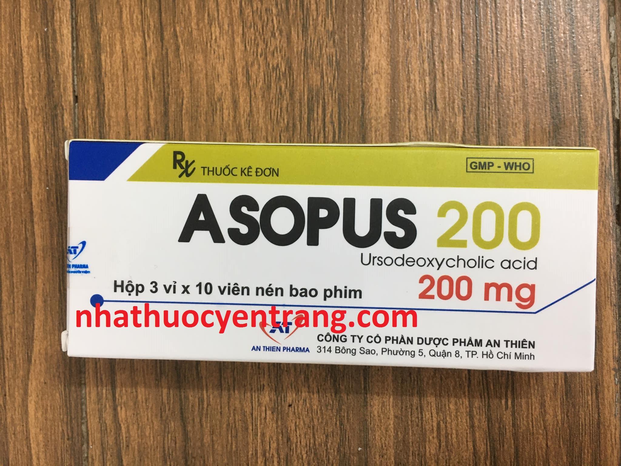Asopus 200mg