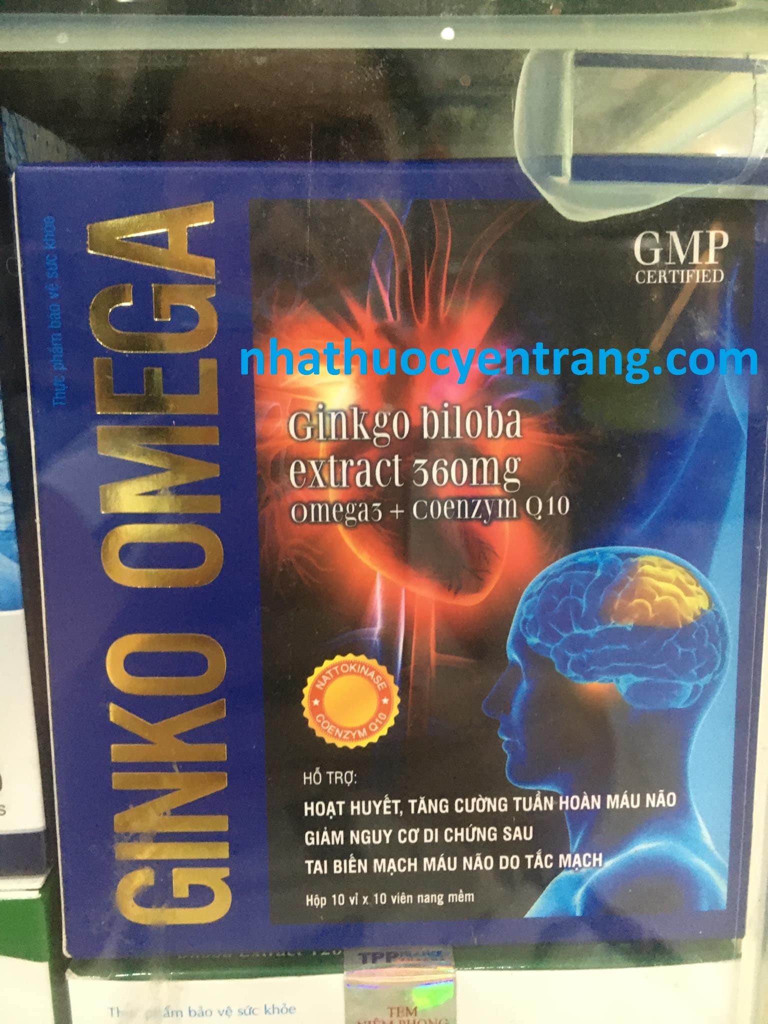 Ginkgo Omega