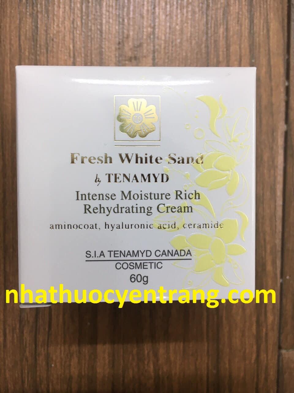 Kem dưỡng Tenamyd Intense Moisture Rich Rehydrating Cream