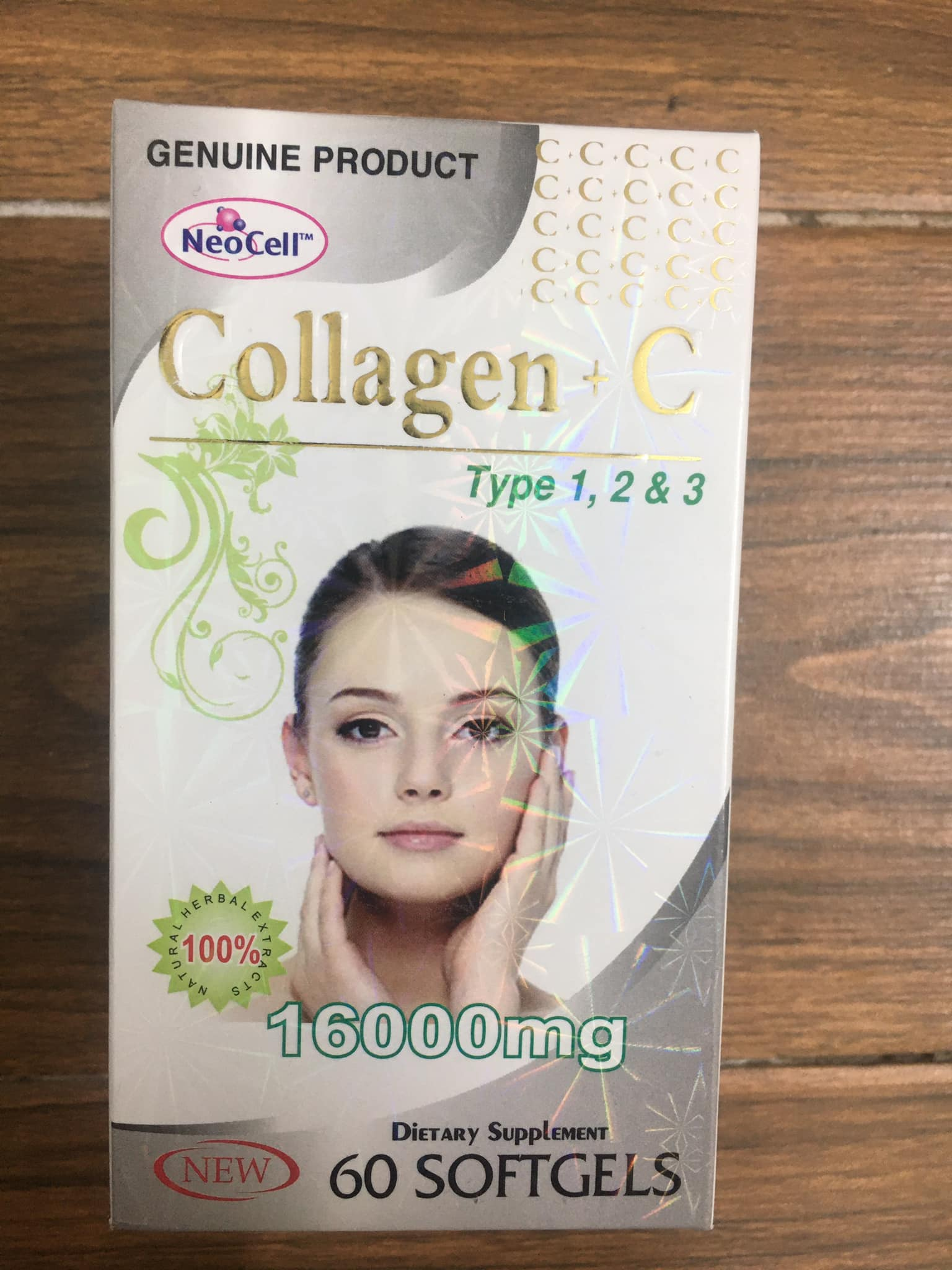 Collagen +C 16.000mg NeoCell
