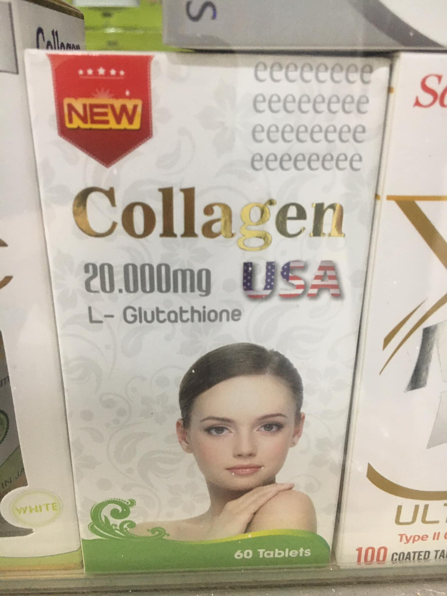 Collagen USA 20.000mg