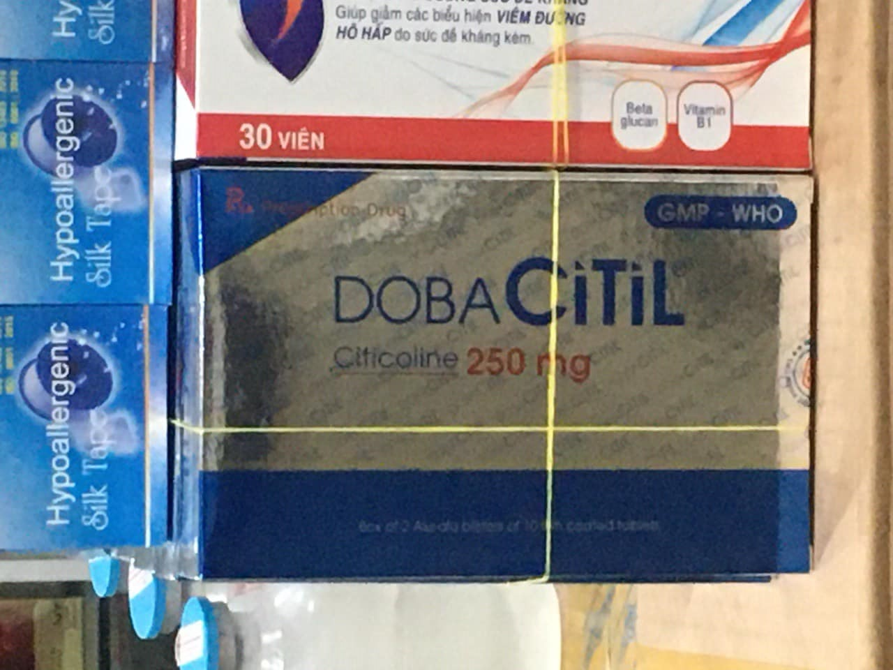Dobacitil 250mg