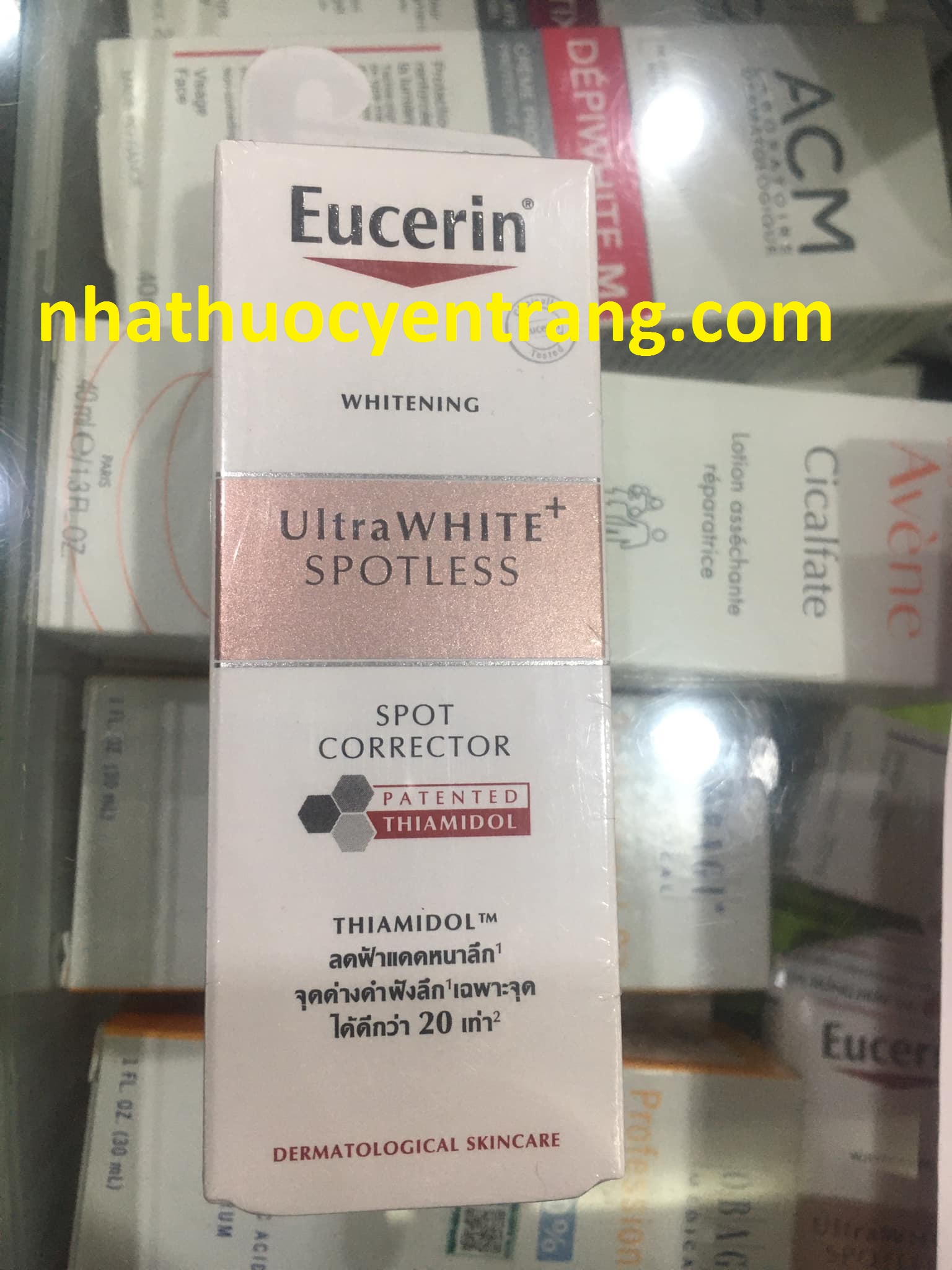 Eucerin UltraWhite Spotless 5ml