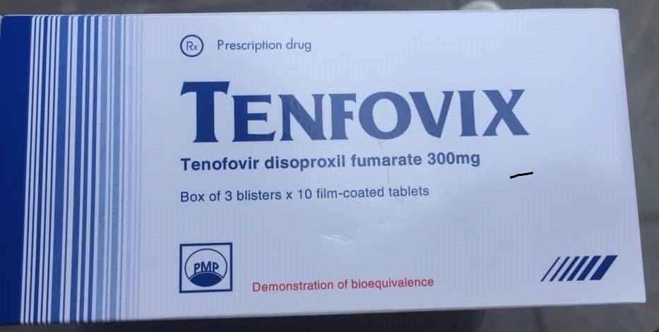 Tenfovix 300mg