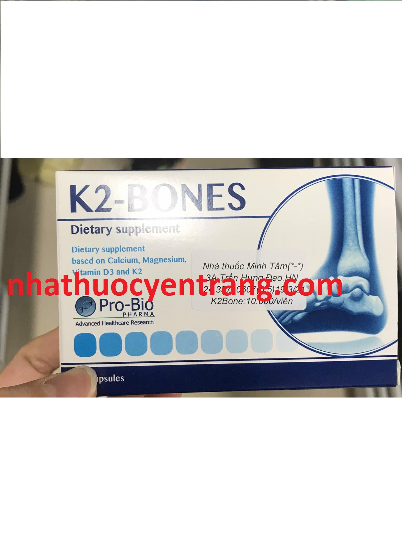 K2-Bones