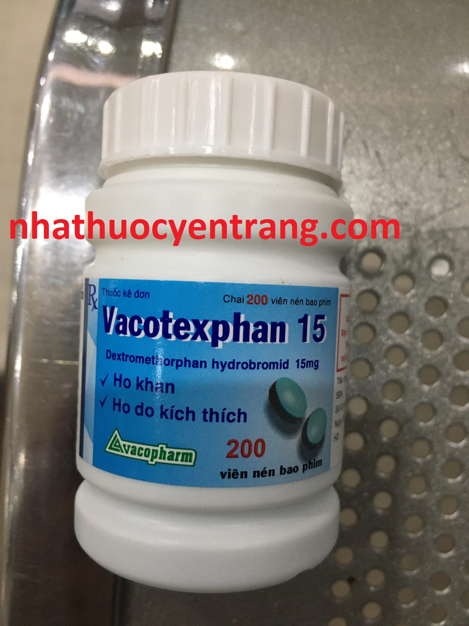 Vacotexphan 15