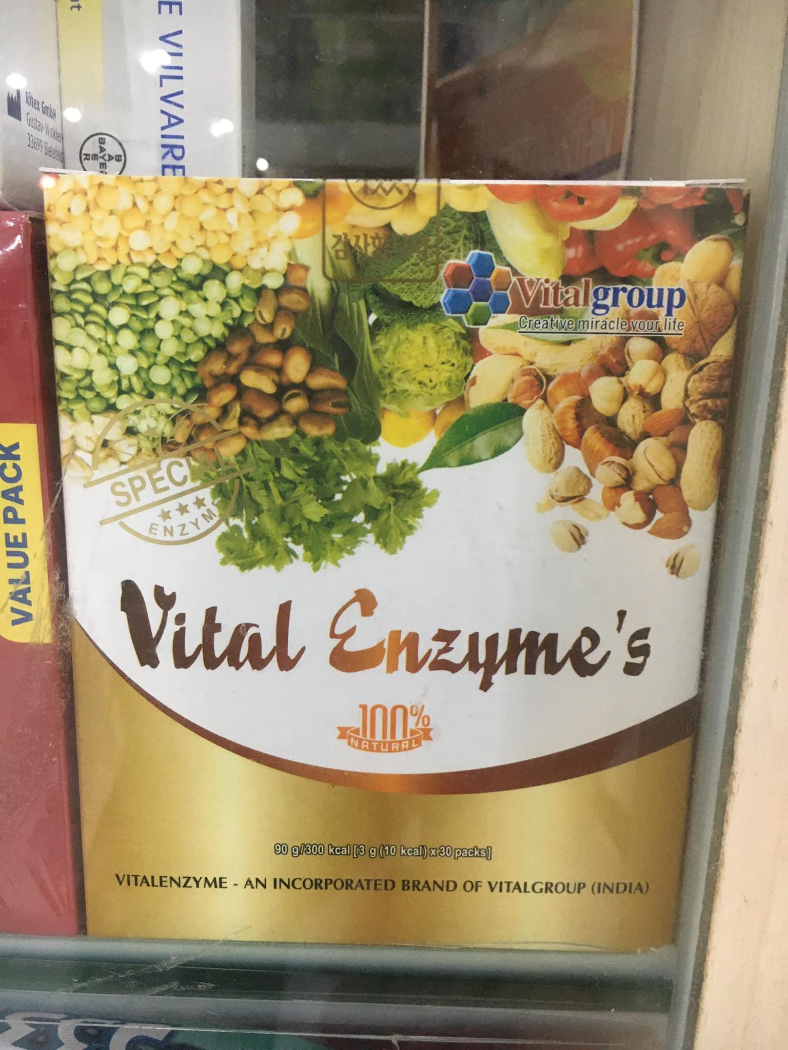 Vital Enzyme's
