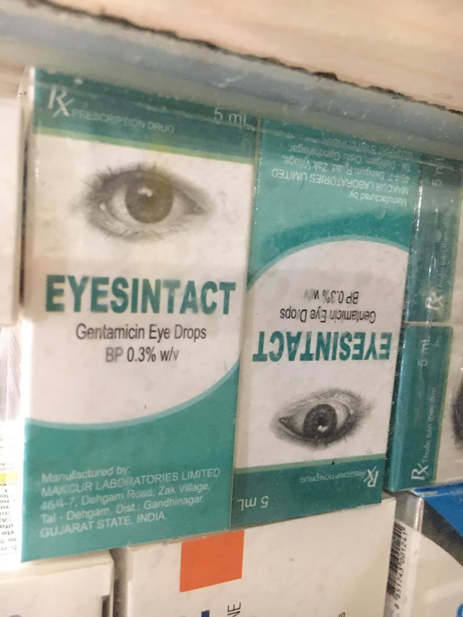 Eyesintact 5ml