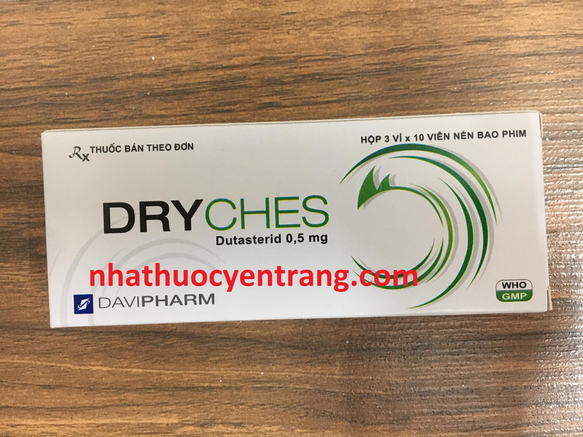 Dryches 0.5mg
