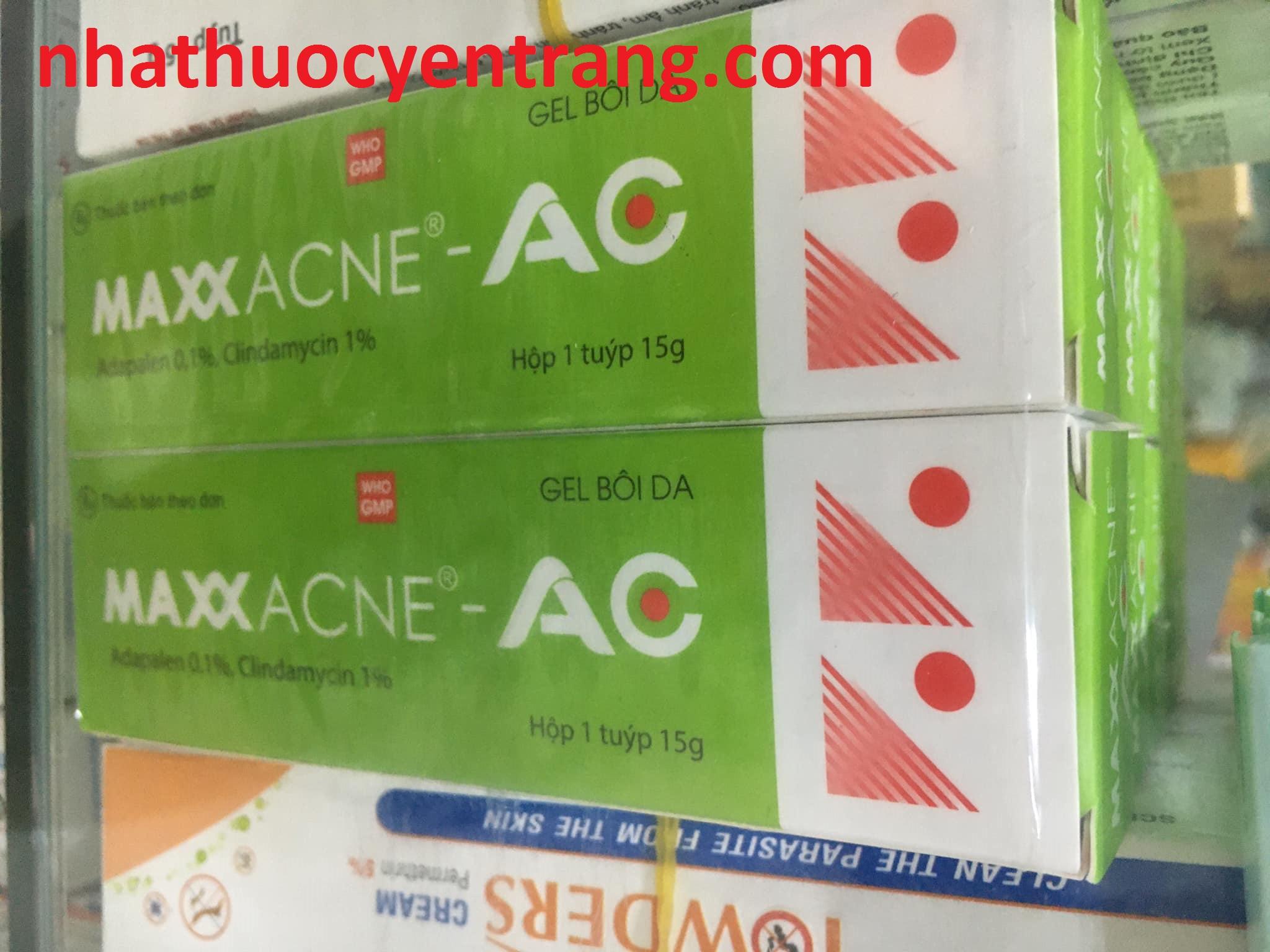 Maxx Acne - AC 15g
