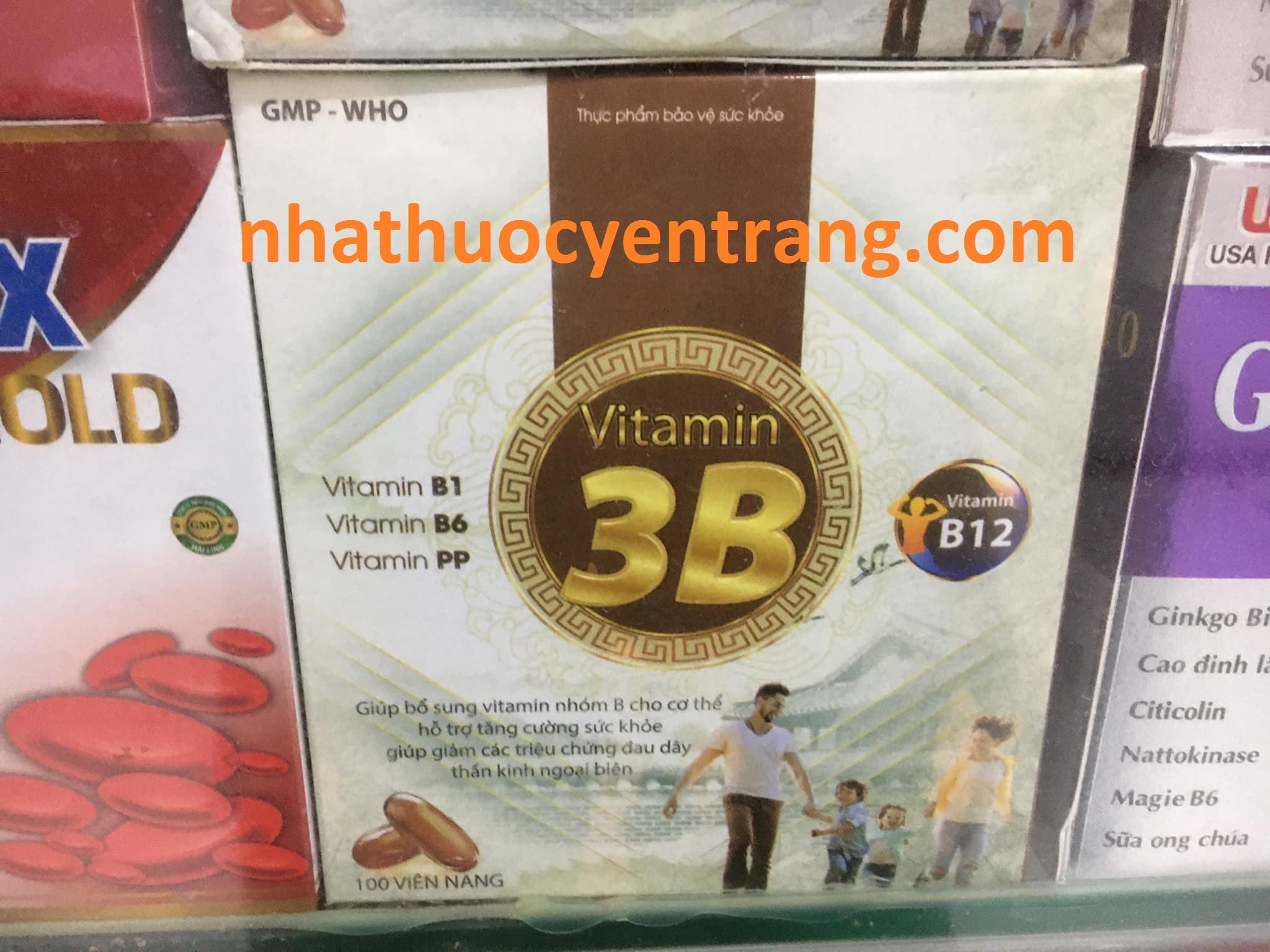 Vitamin 3B