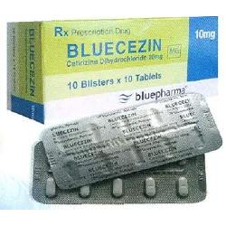Bluecezin 10mg