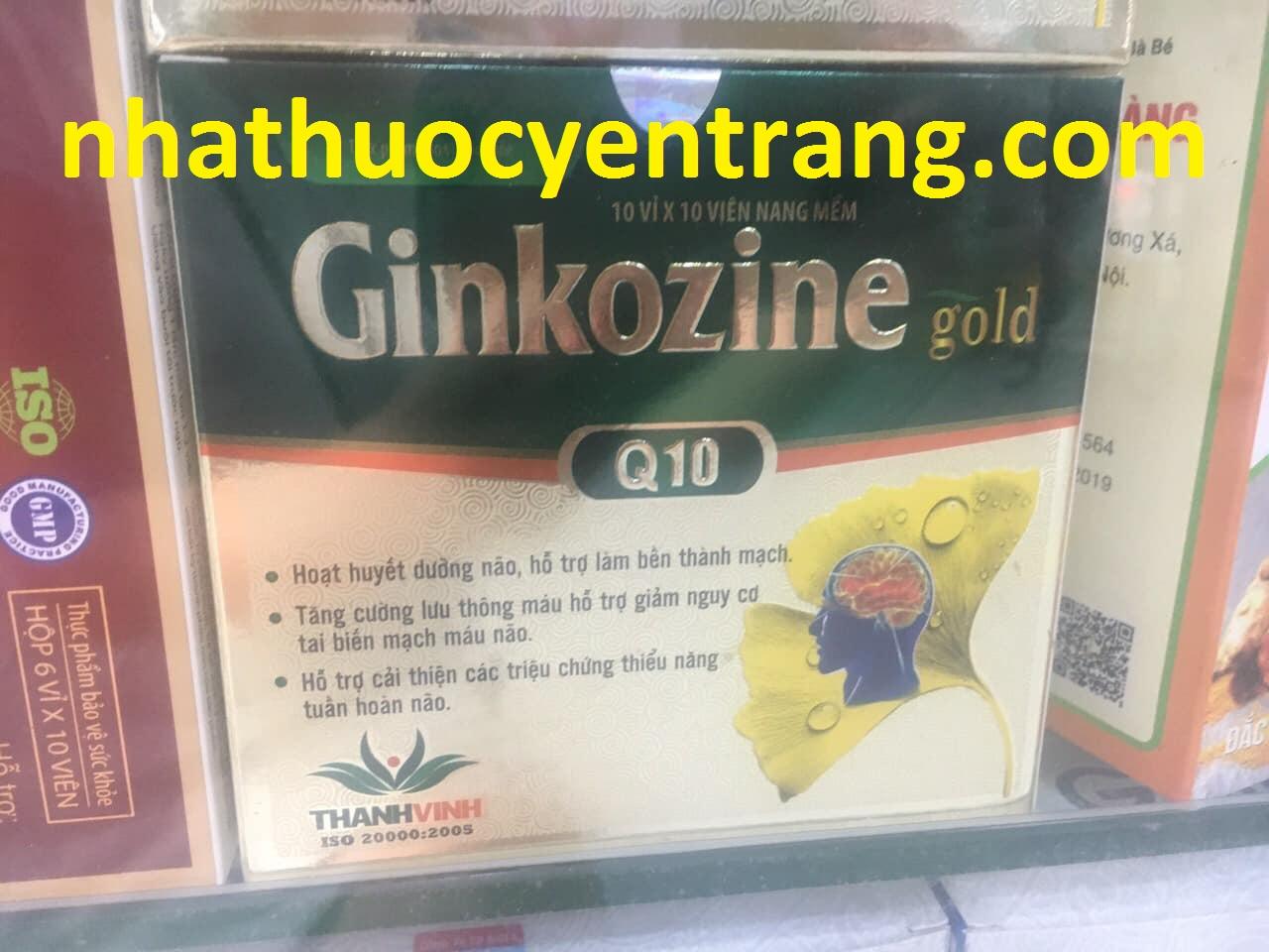 Ginkozine