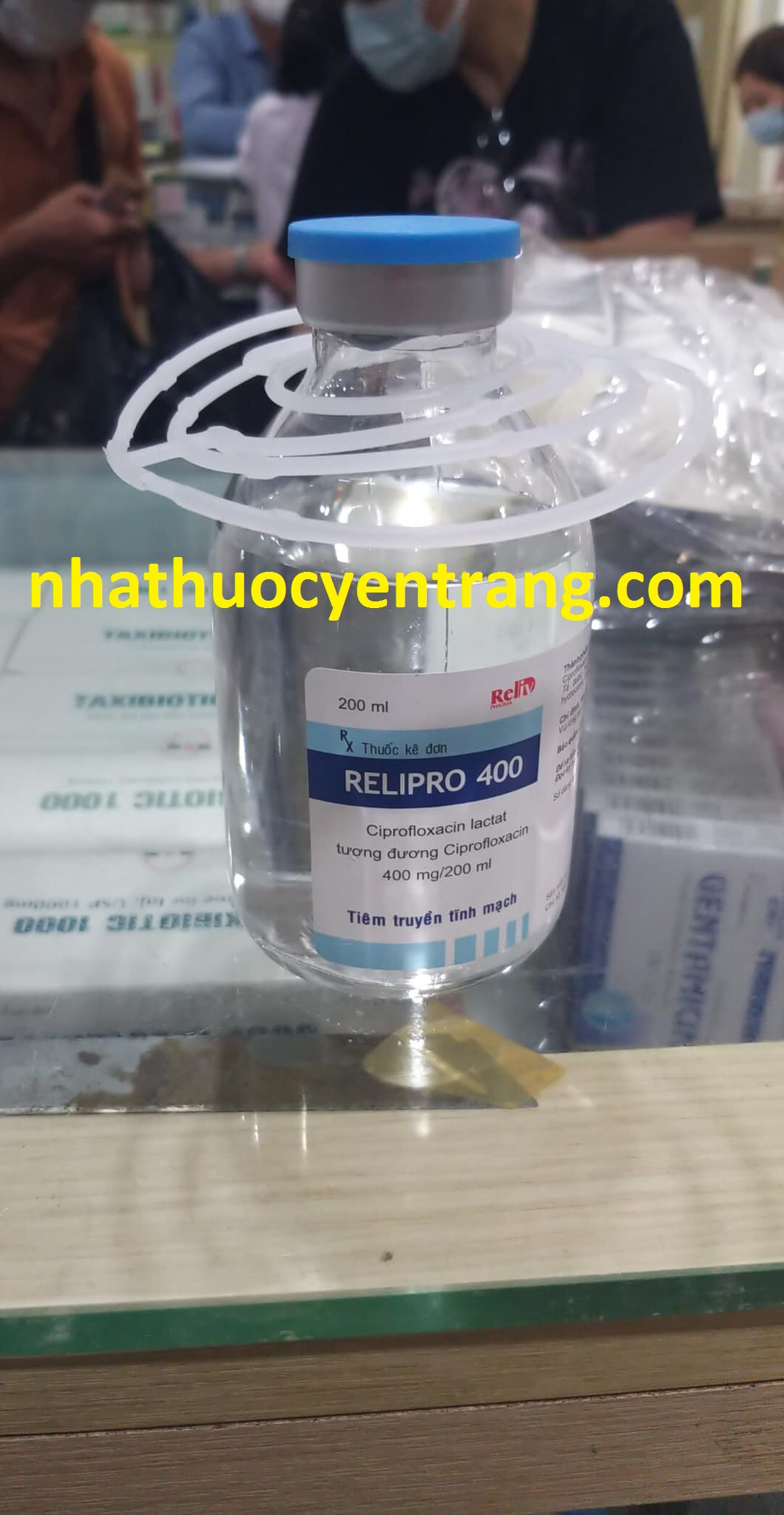 Relipro 400mg