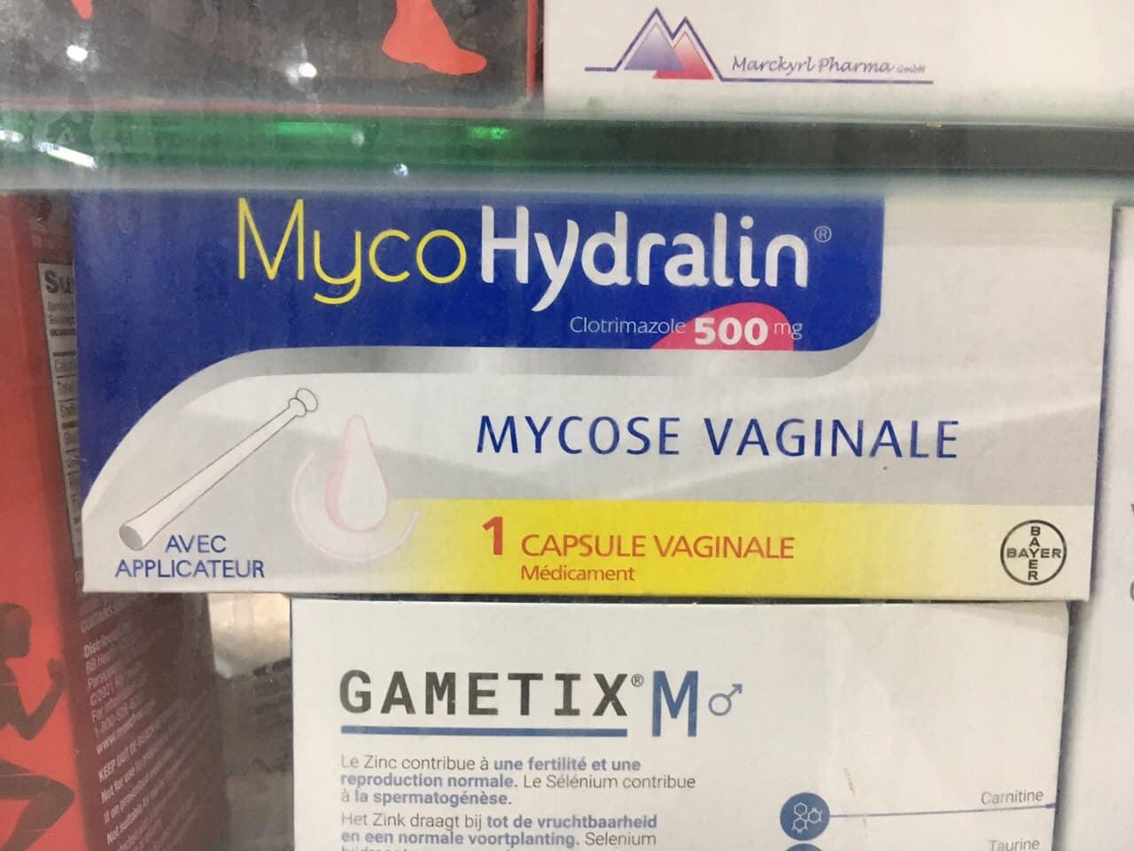 Myco Hydralin 500mg