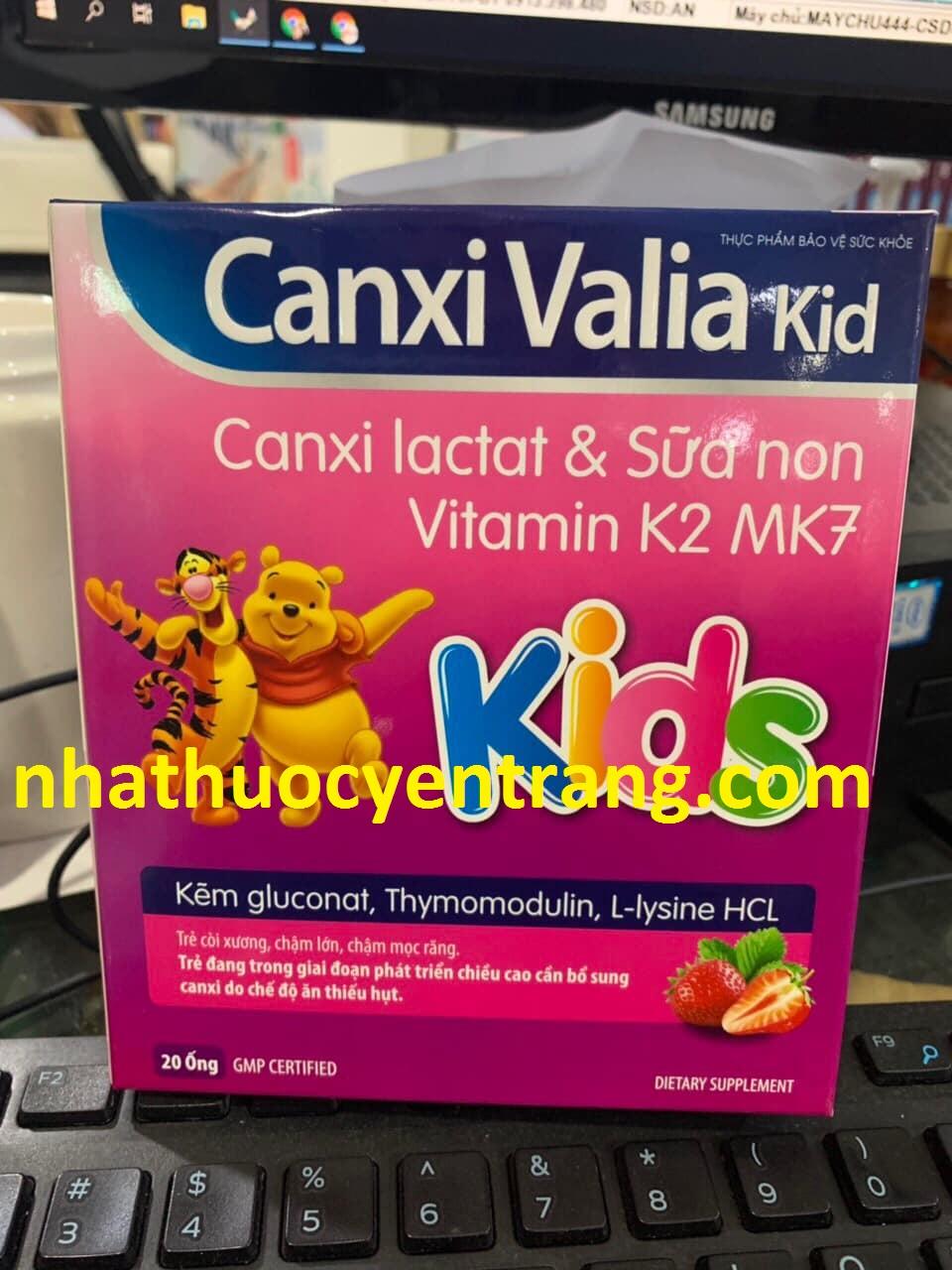 Canxi Valia Kid