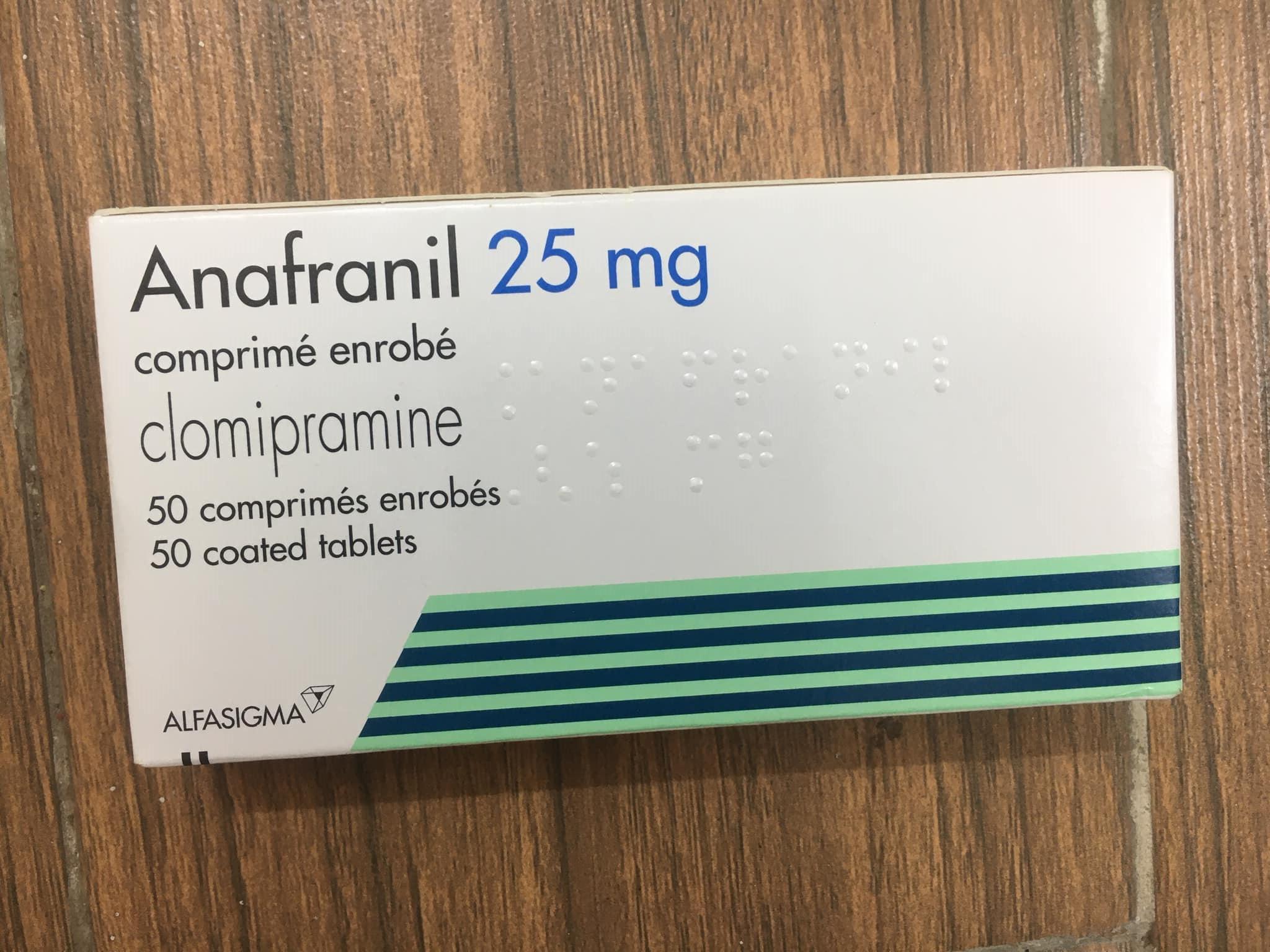 Anafranil 25mg