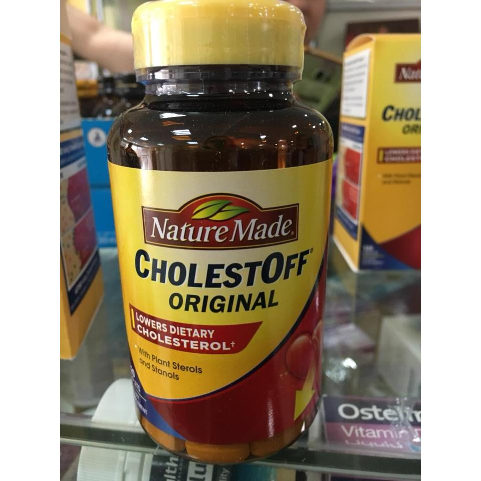 Nature Made CholestOff Original 120 viên