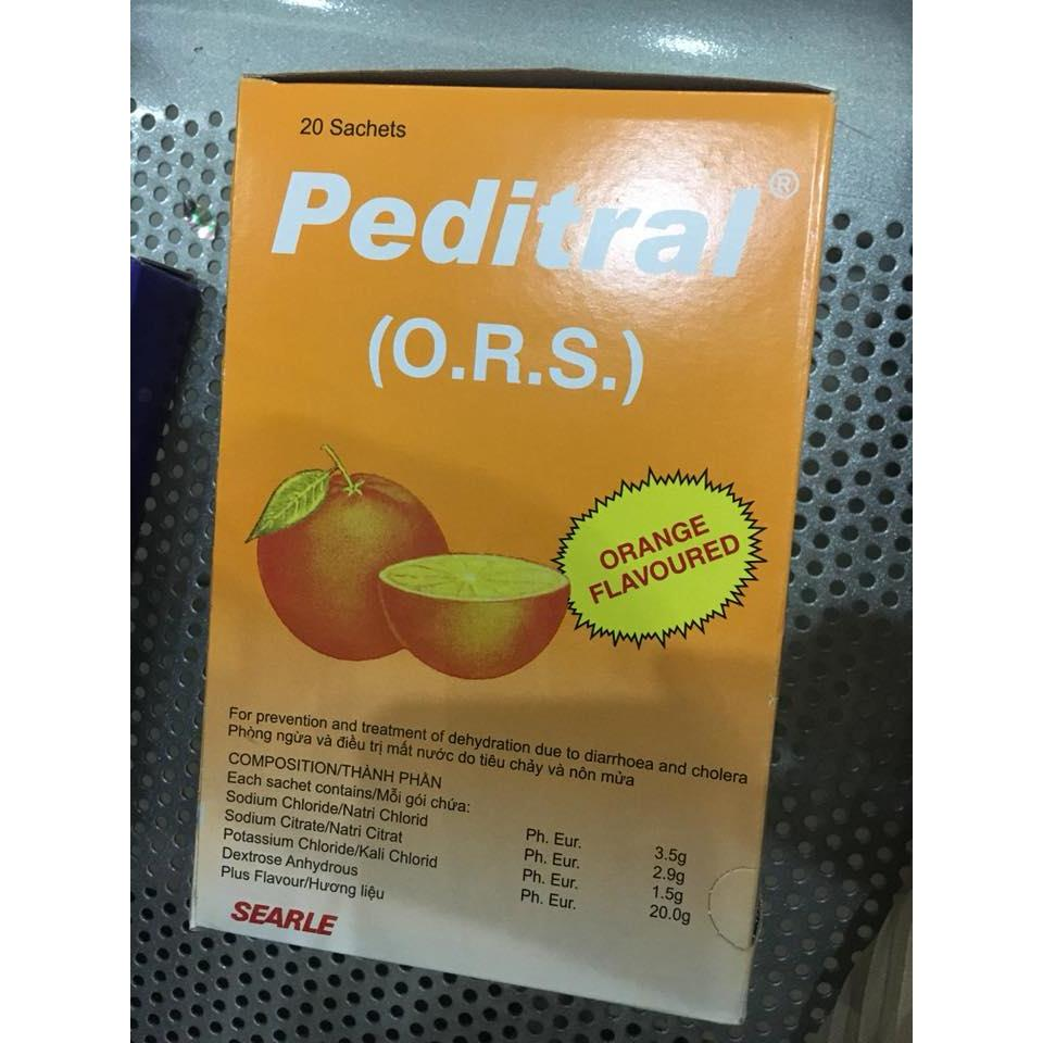 Peditral (ORS)