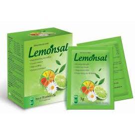 Bột sủi thanh nhiệt Lemonsal