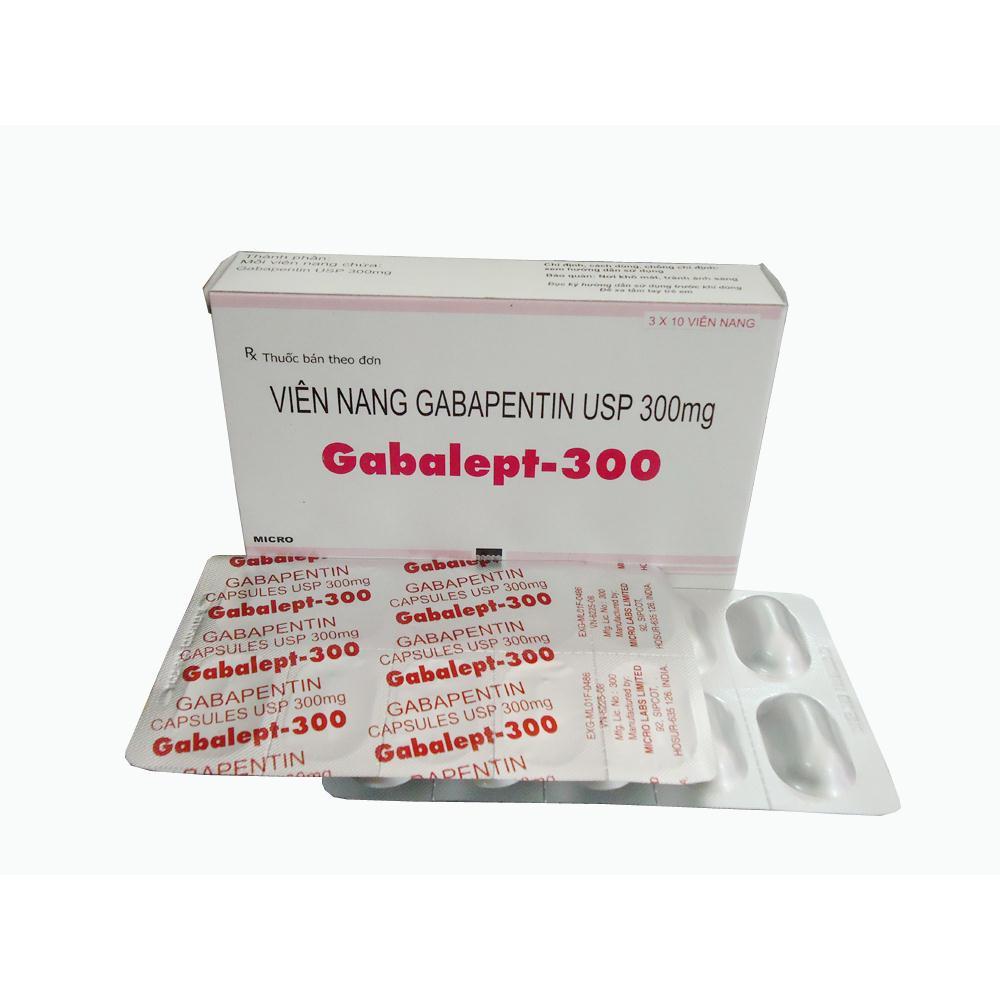 Gabalept 300mg