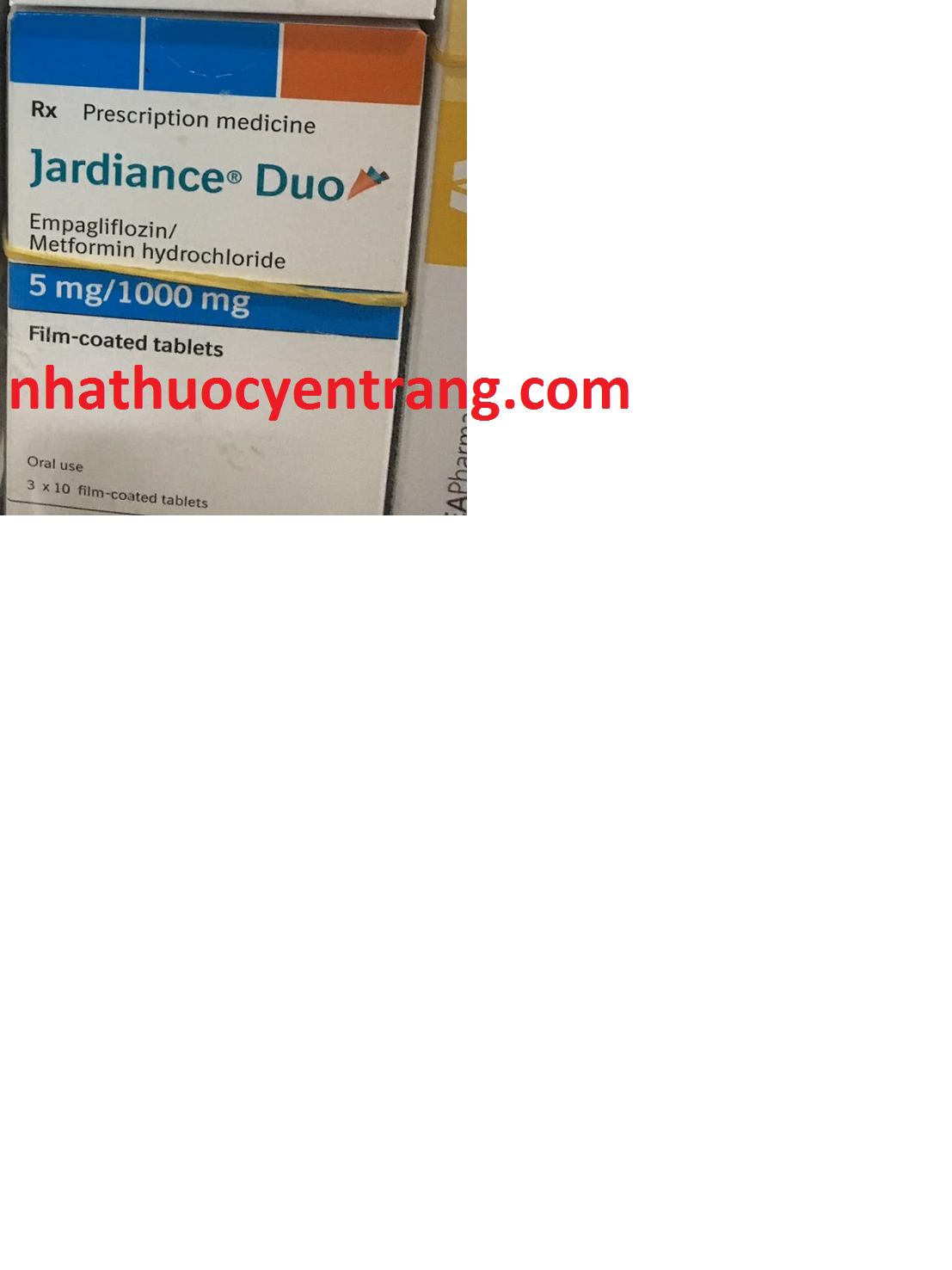 Jardiance Duo 5/1000mg