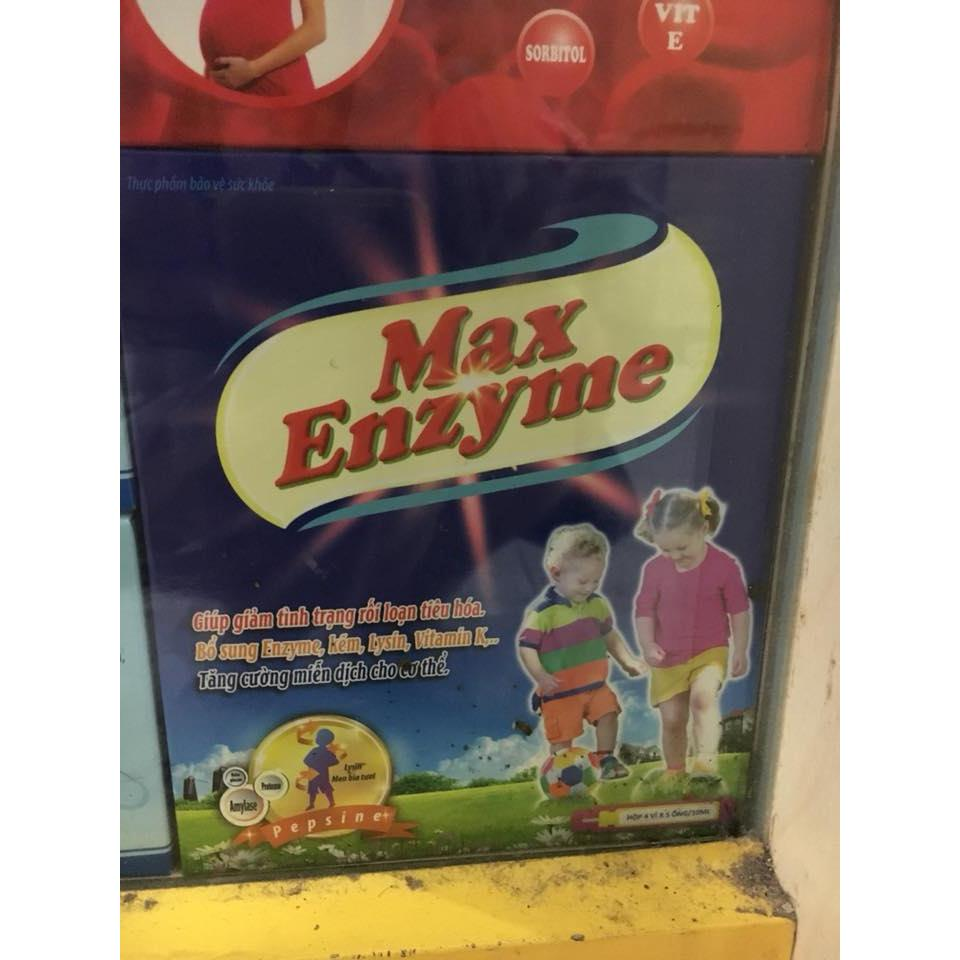 Max Enzyme