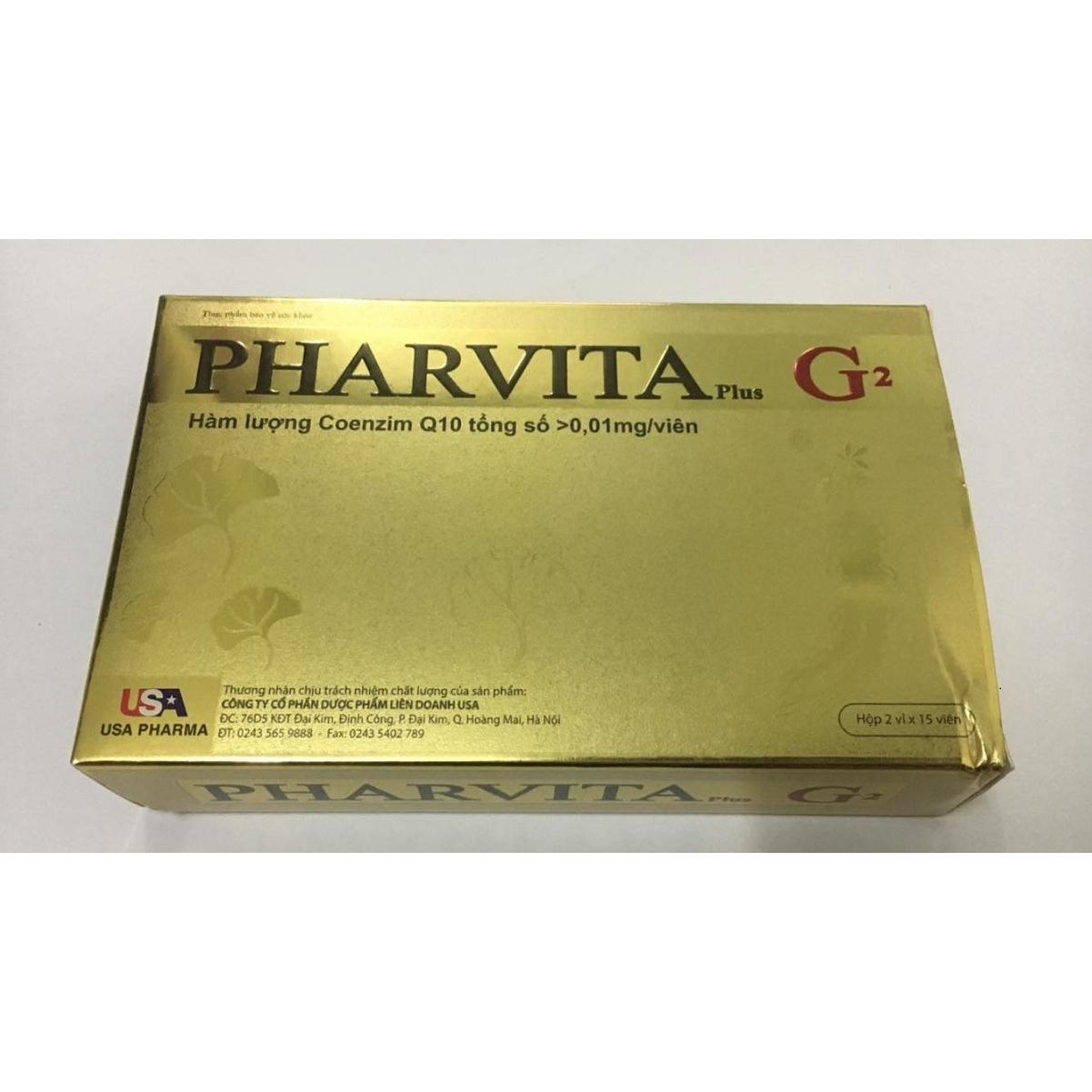 Pharvita Plus G2