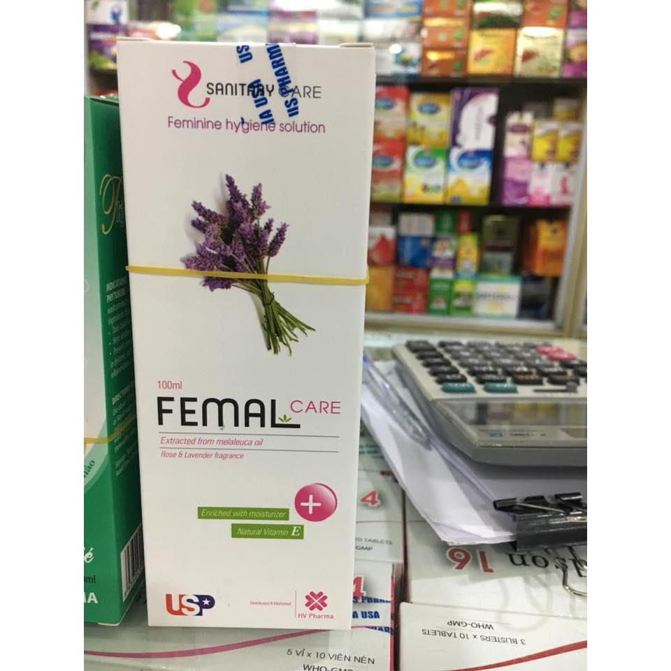 Femal Care 100ml