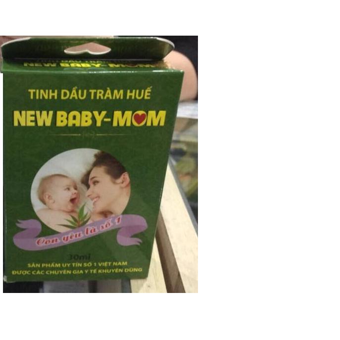 Tinh dầu tràm New Baby Mom 30ml