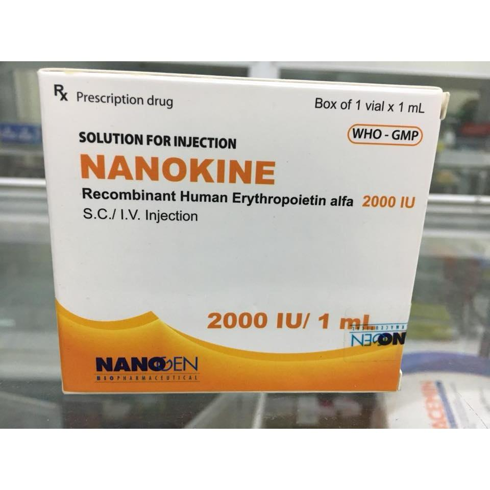 Nanokine 2000 IU/1ml