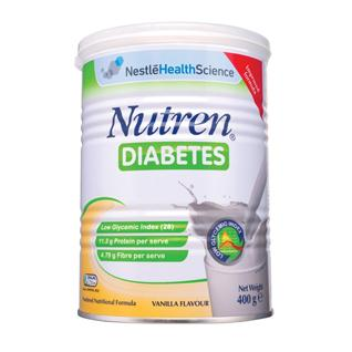 Sữa Nutren Diabetes Vanilla Powder 400g