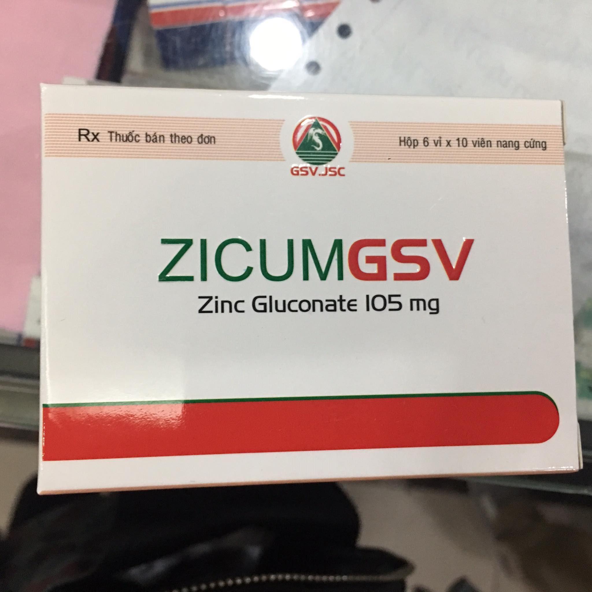 Zicum GSV