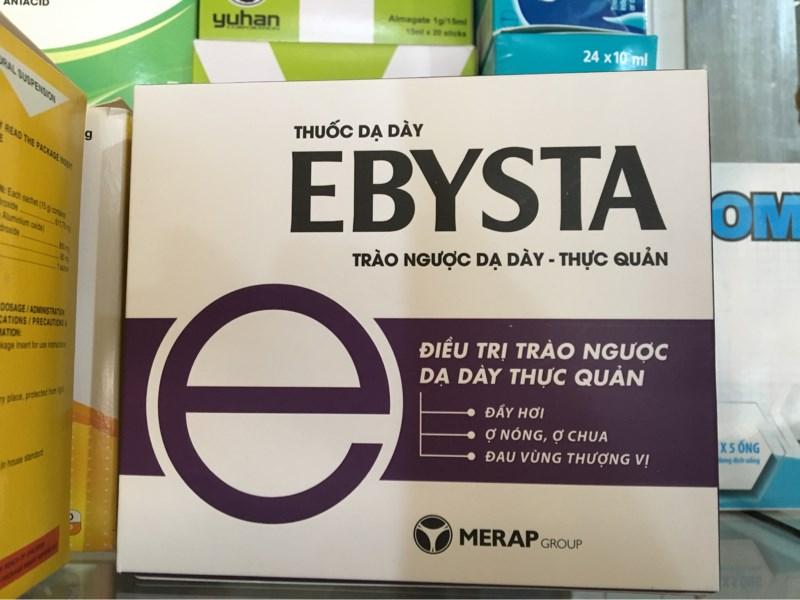Ebysta