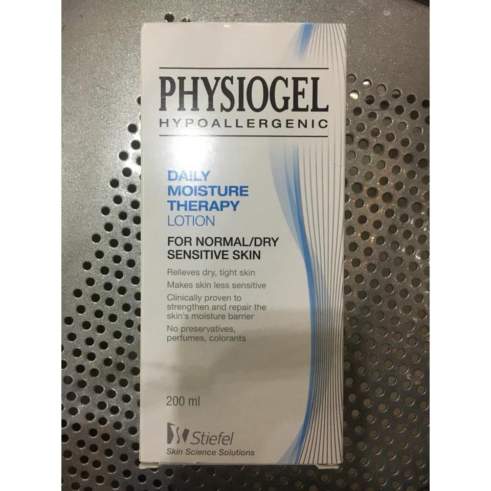Sữa dưỡng thể Physiogel DMT Body Lotion 200ml