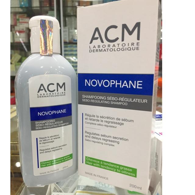 Dầu gội chống rụng tóc ACM NOVOPHANE 200ml