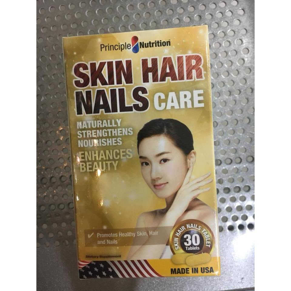 Skin, Hair, Nails Care