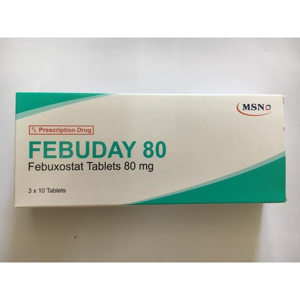 Febuday 80mg
