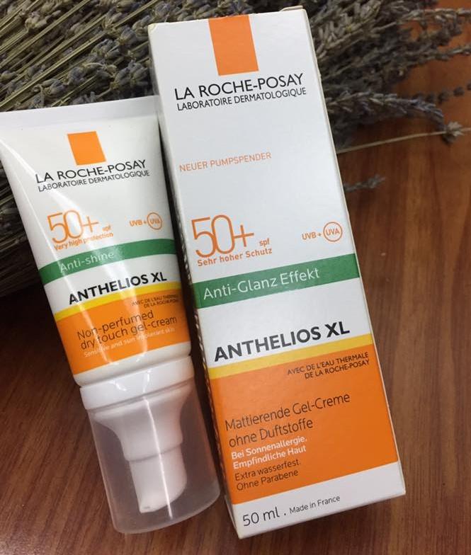 Kem chống nắng La Roche Posay Anthelios XL Anti-Shine SPF 50+