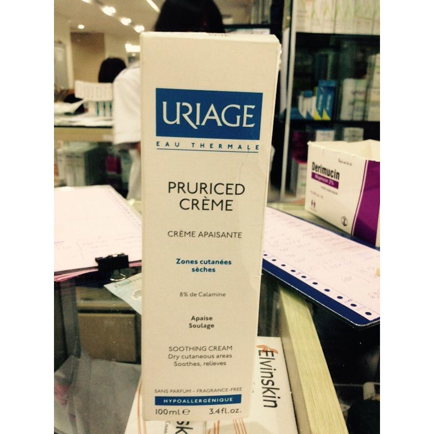 Uriage Prucied Cream - Kem dưỡng cho da khô