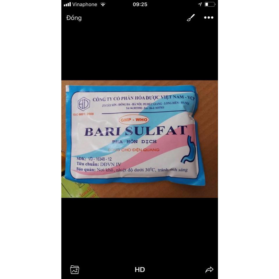 Bari Sulfat