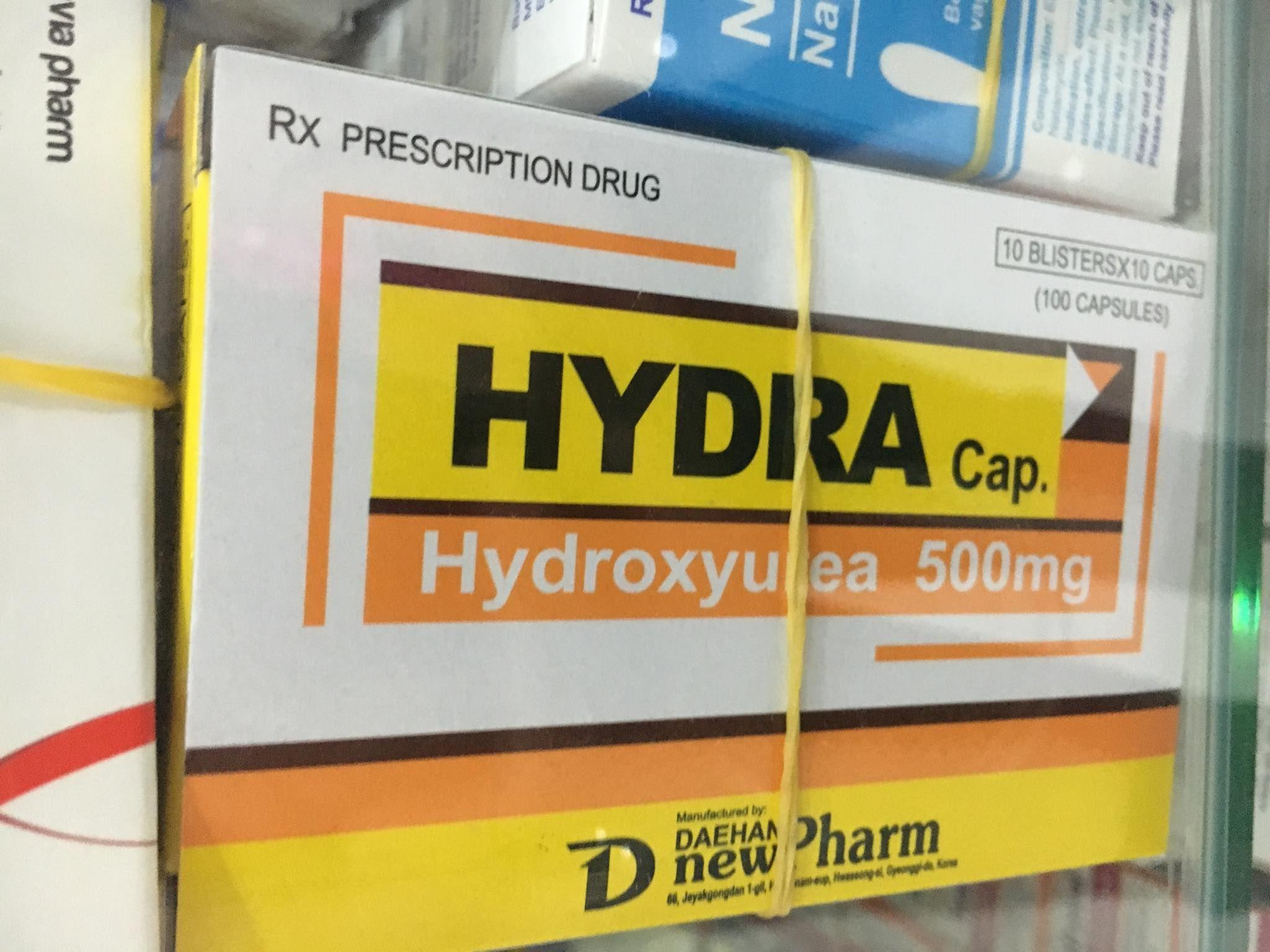 Hydra 500mg