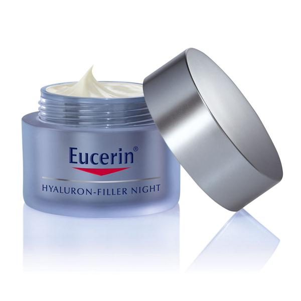 Kem ngăn ngừa lão hóa ban đêm Eucerin Hyaluron Filler Night Cream