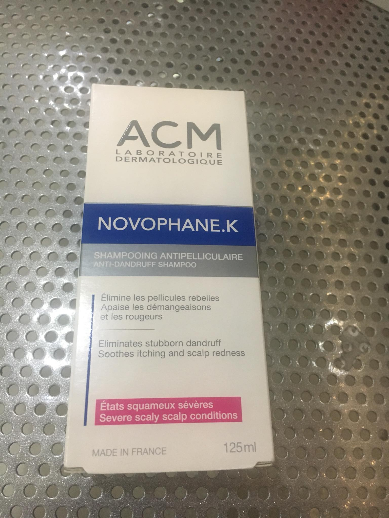 ACM NOVOPHANE.K 125ML