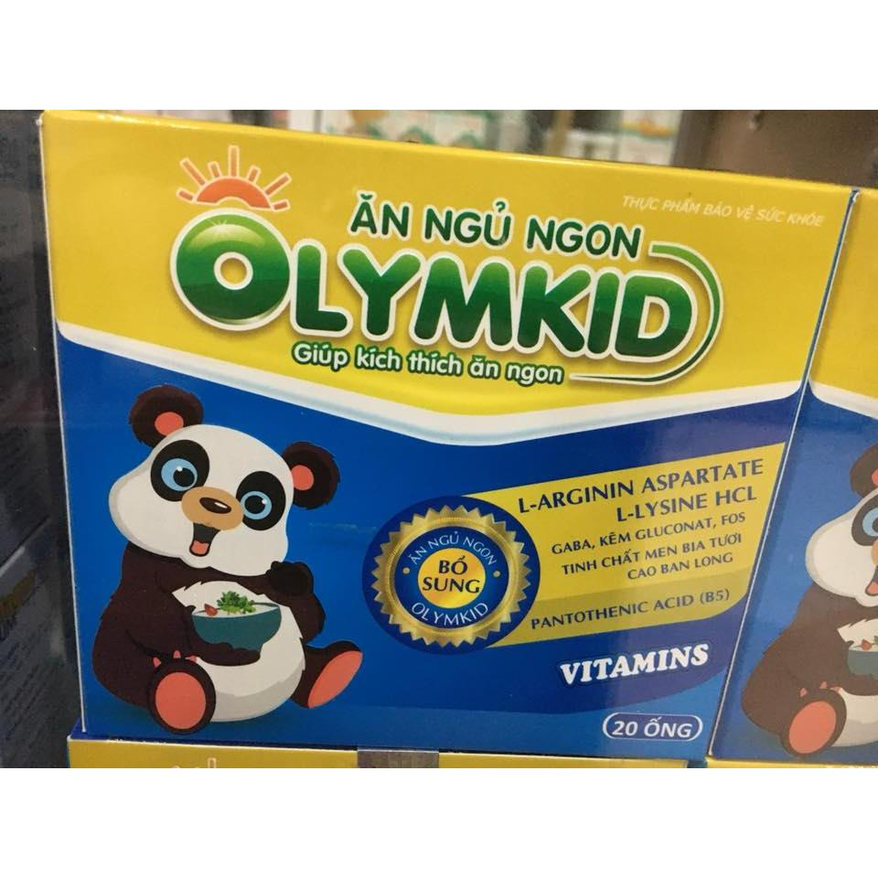 Olymkid ống