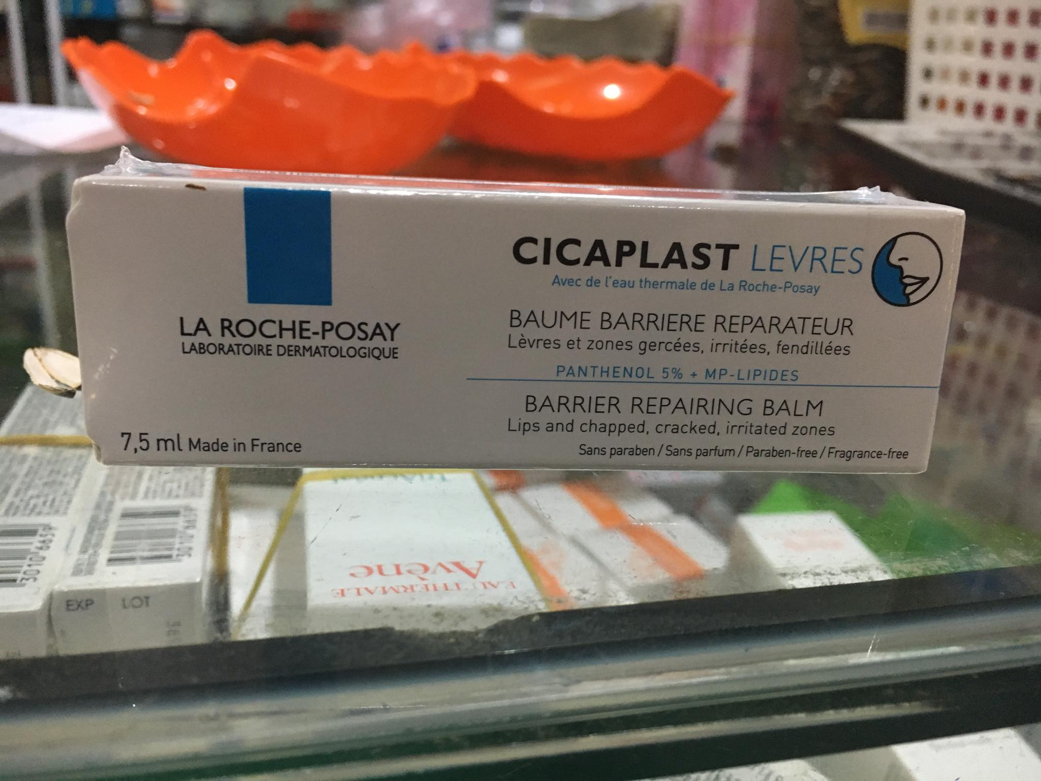 Kem Dưỡng Môi Cicaplast Levres